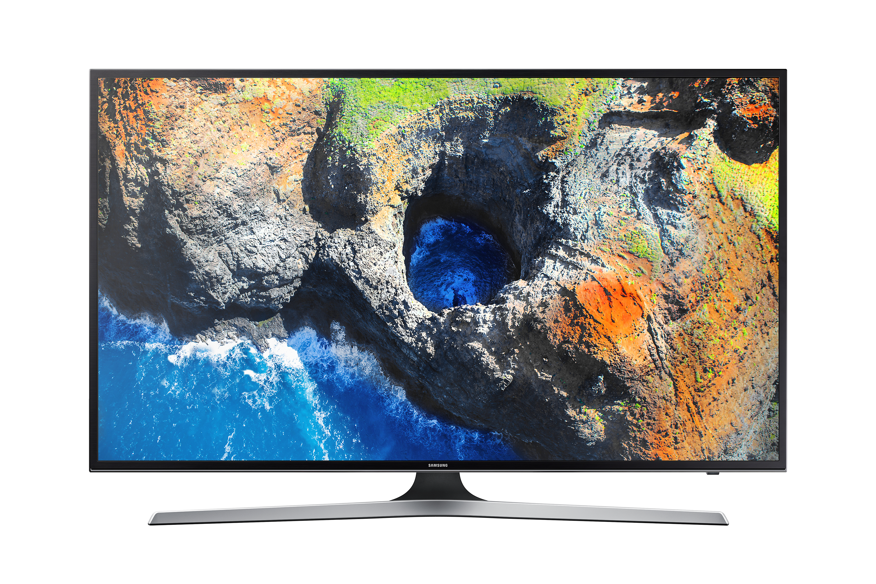 "TV 65"" UHD HDR Plano Smart TV Serie MU6125"