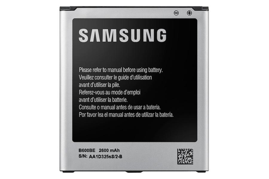 Galaxy S4 Battery B600BEB Posterior Negro