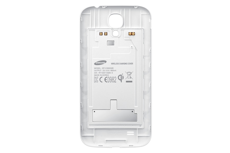 Galaxy S4 S View Cover CI950 Frontal Blanco