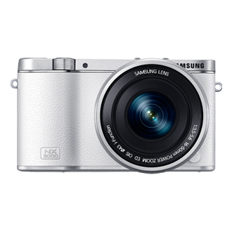 NX3000 Frontal Blanco