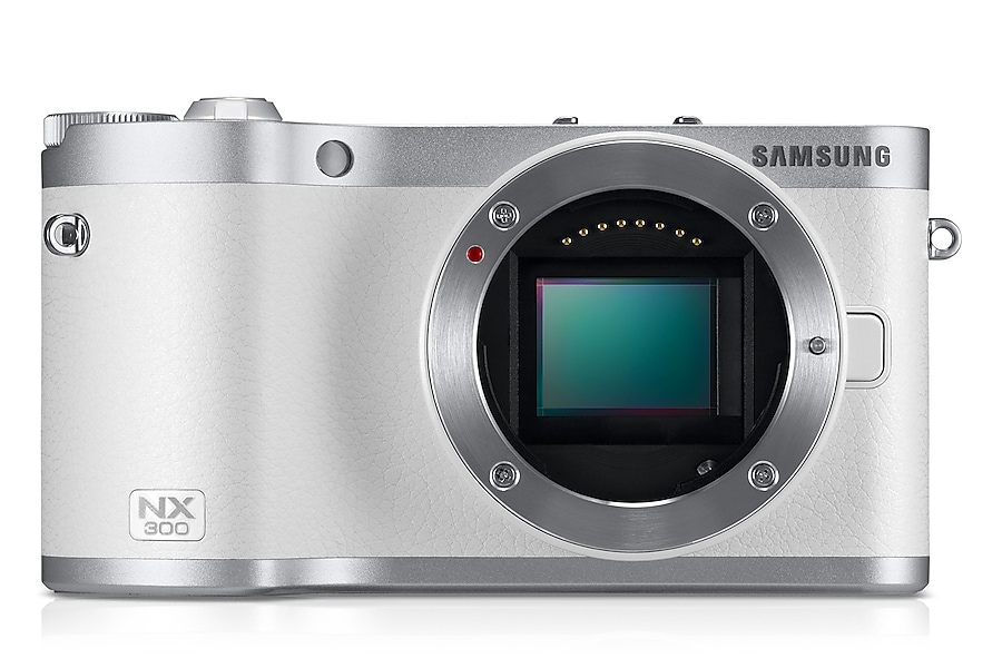 NX300 Frontal Blanco