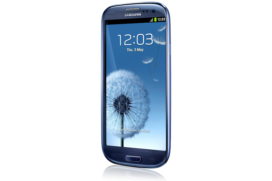Galaxy S III GT-I9300 I9300 Right-Angle BLUE