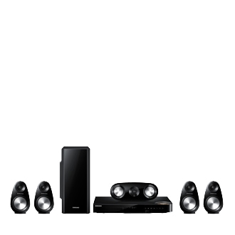 Blu-ray Home Entertainment System F6500