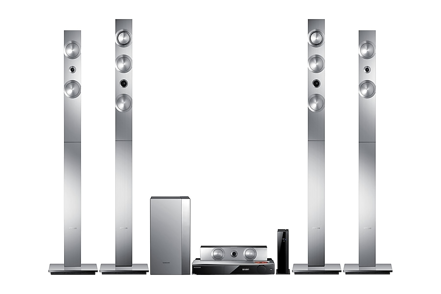 Home Cinema Blu-ray HT-F9750W
