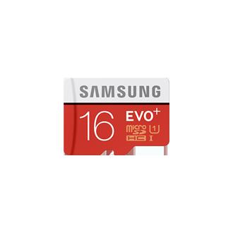 Tarjeta microSD EVO Plus (con Adaptador SD)