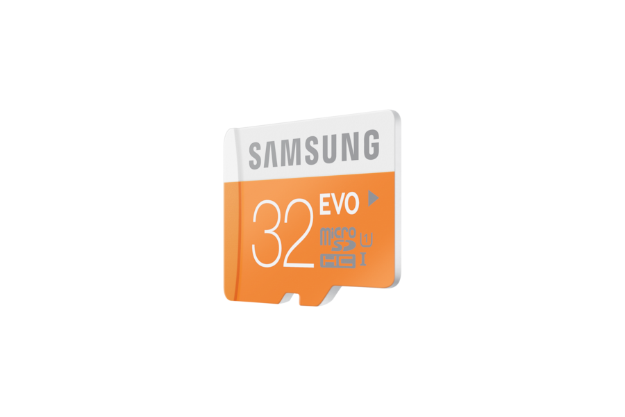 Tarjeta microSD EVO (con Adaptador SD) MP32D R Perspective EVO 32GB Orange