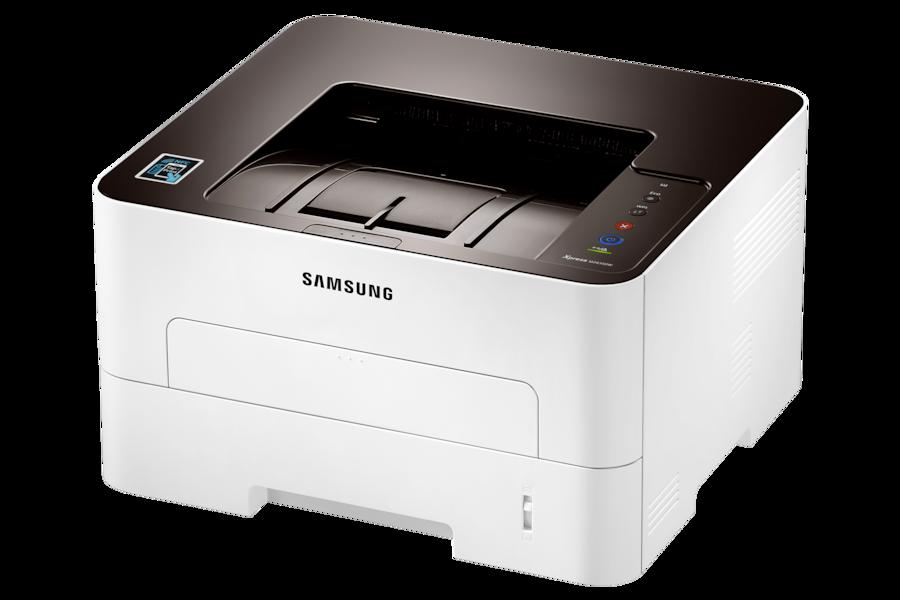 Samsung Xpress M2835DW  M2835DW Ángulo Derecho Blanco