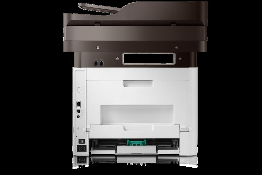 ProXpress  SL-M3375FD  M3375FD Posterior Blanco