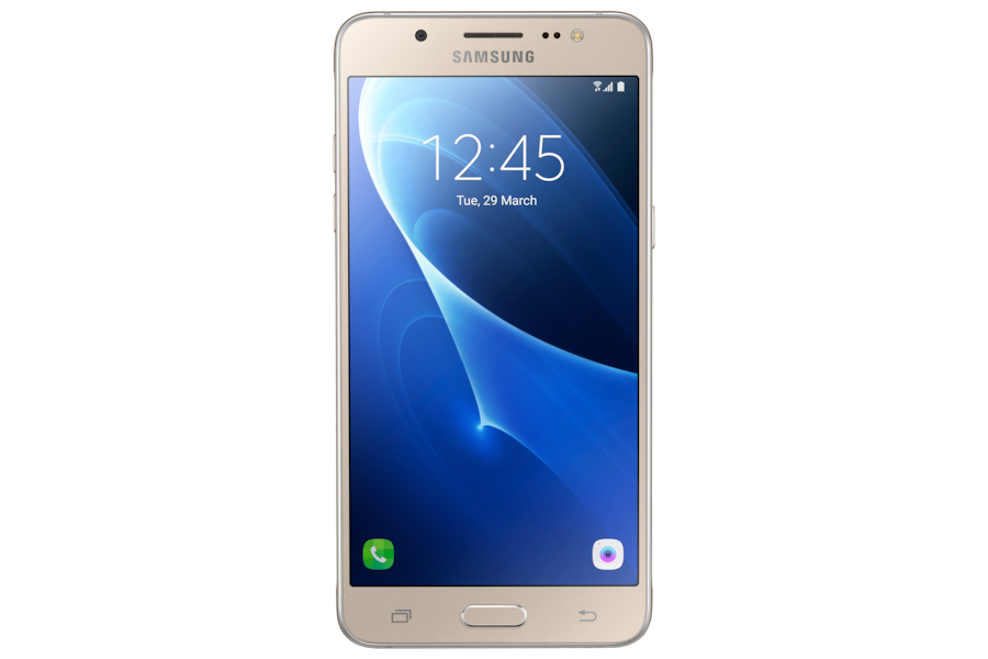 Galaxy J5 (2016) J510FN Front gold