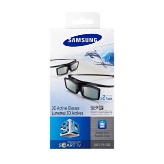 Gafas 3D Smart TV SSG-P51002