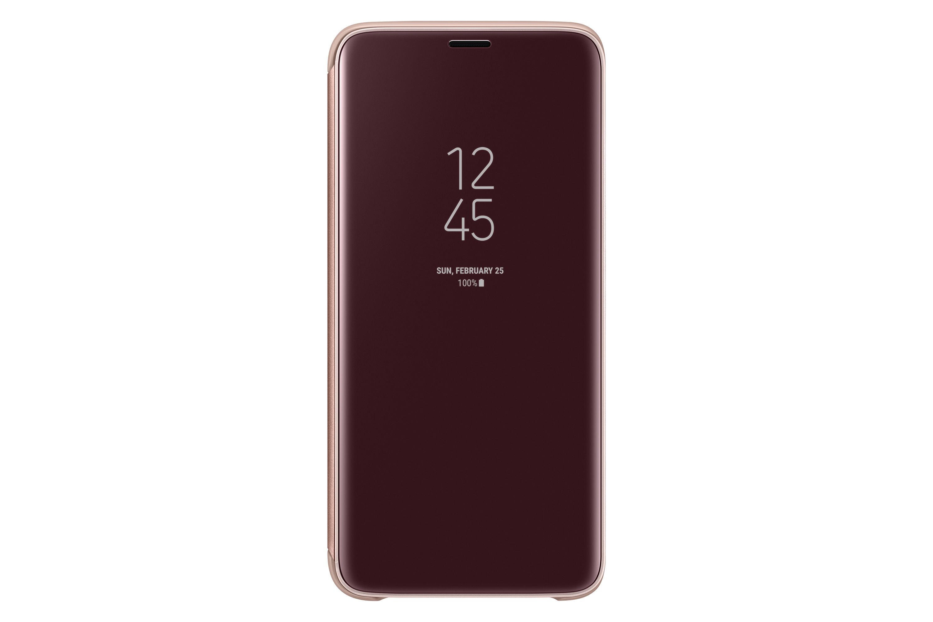 Galaxy S9 - Clear View Standing Cover