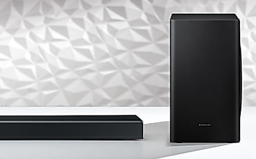 The 2020 Samsung Q60T Soundba