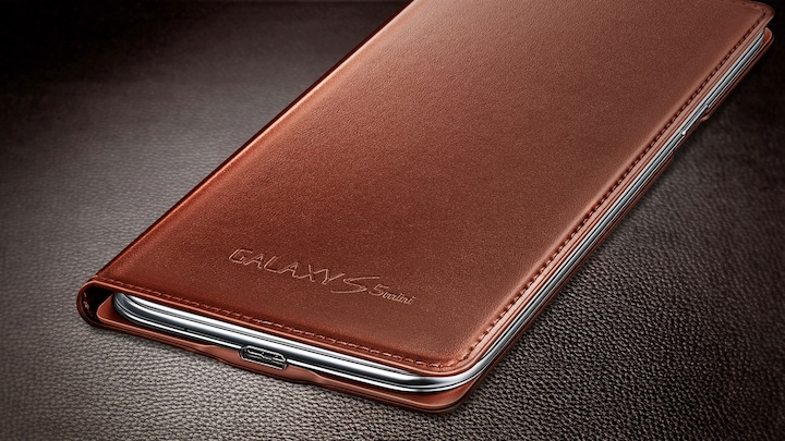 Premium Leather Note