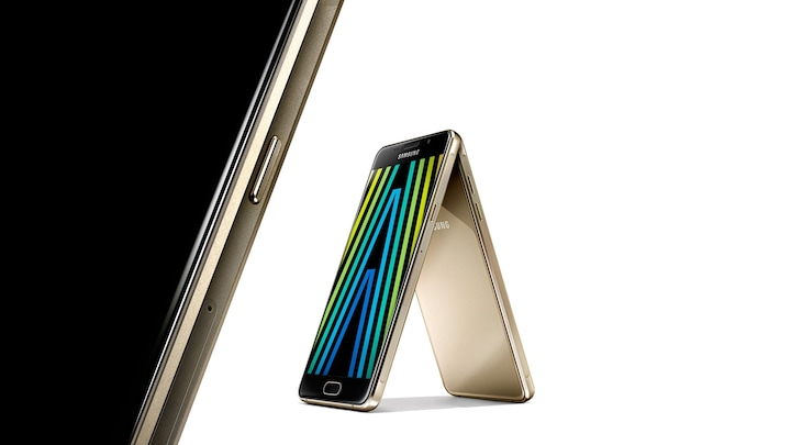 Galaxy A5 - Add style to your life