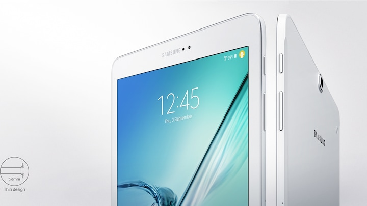Galaxy Tab S2 - It's Tabtime!