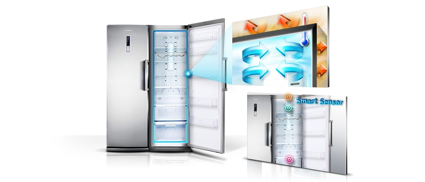 An energy-efficient refrigerator at the head of its class
