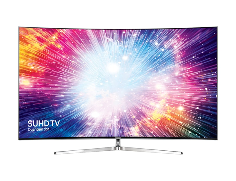 "55"" SUHD 4K Curved Smart TV KS9005"