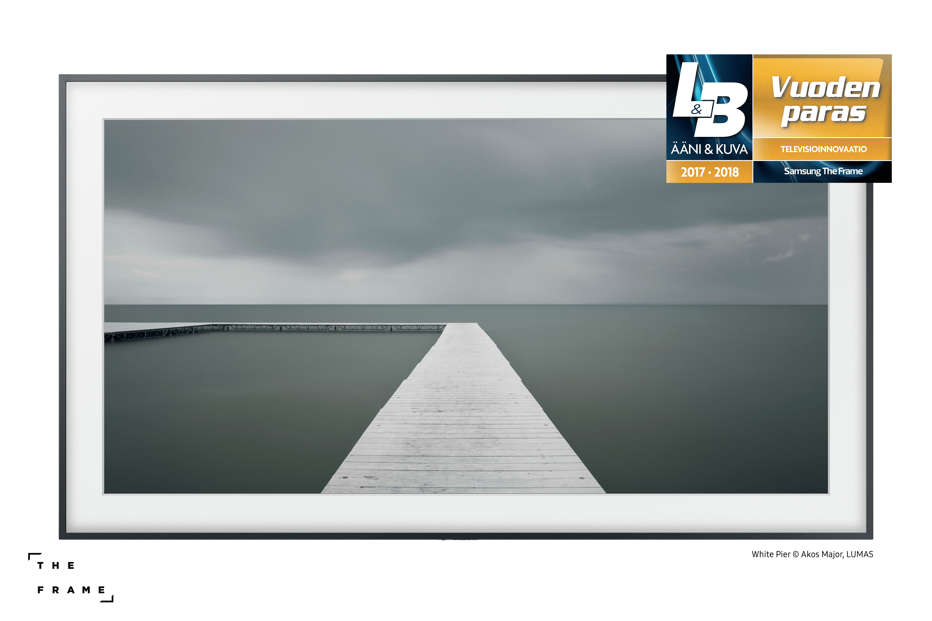 "43"" The Frame  4K Flat Smart TV"