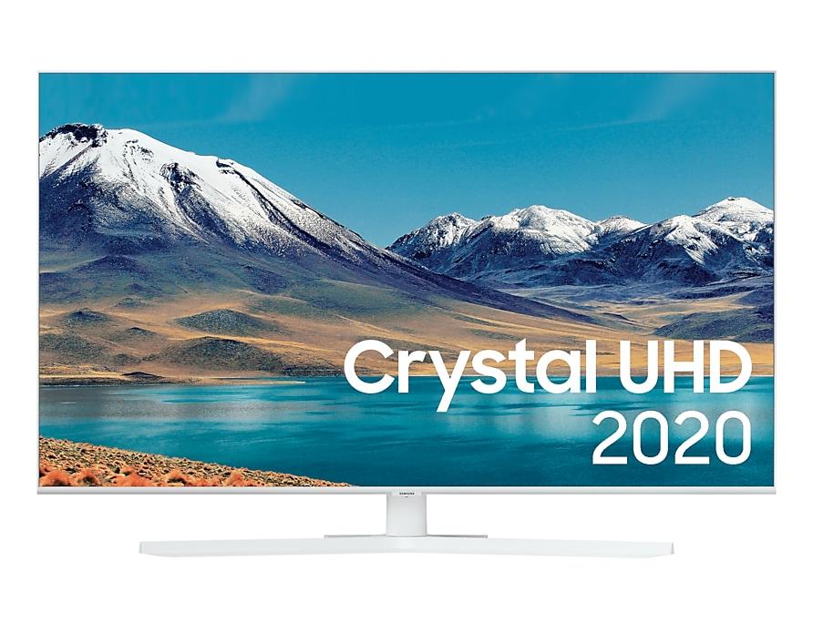 43 TU8505 Crystal UHD 4K Smart TV (2020) | Samsung Suomi