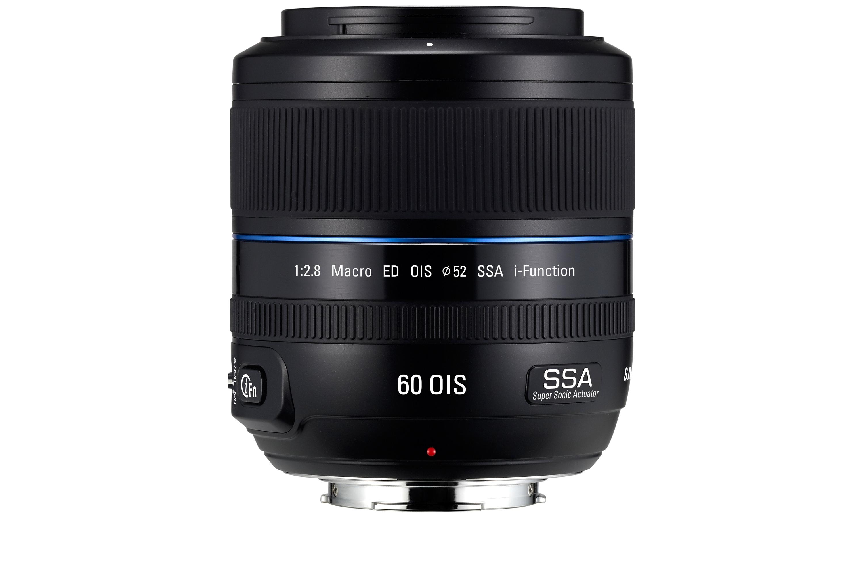 60 mm:n makro-objektiivi