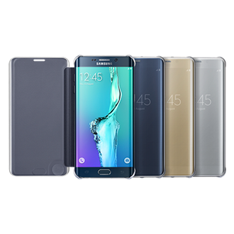 Clear View Cover pour Galaxy S6 edge