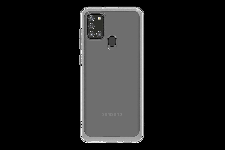 Coque transparente 'Designed for SAMSUNG' pour Galaxy A21s GP ...