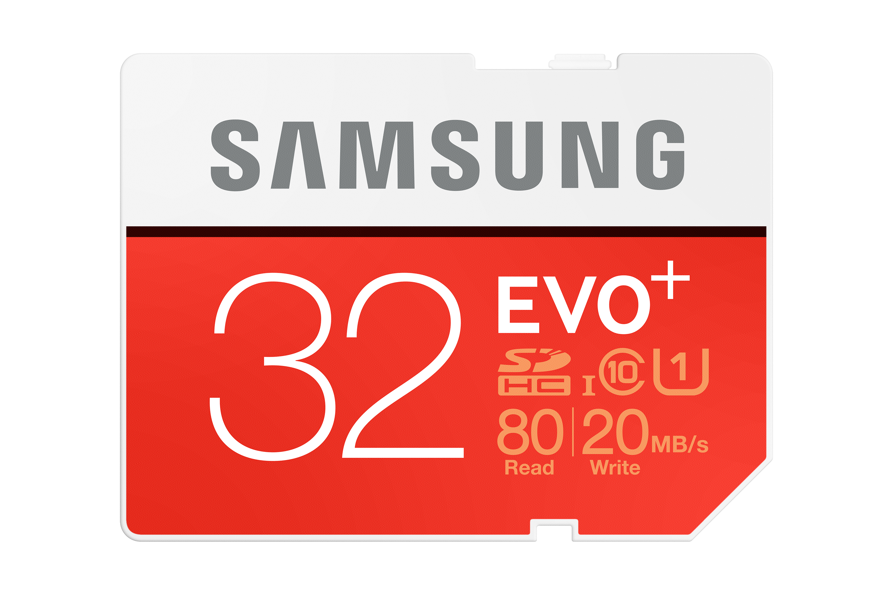 EVO Plus SD Carte