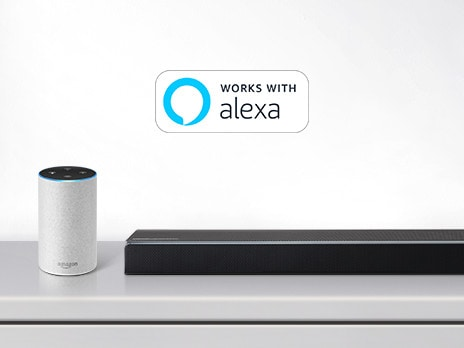 3. Works with alexa