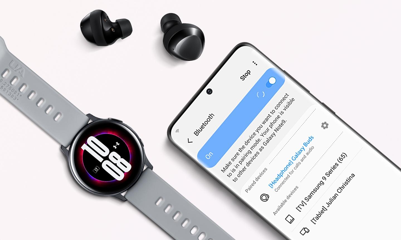 Compatible avec Android et iOS