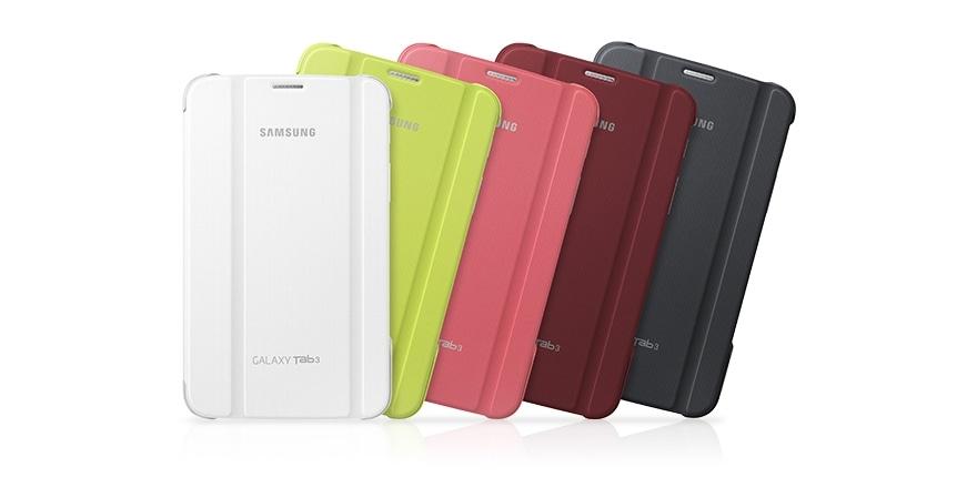 """Un étui spécialement conçu pour la Galaxy Tab 3 (7.0"""")"""