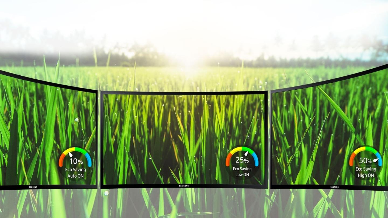 La technologie économie d'énergie de Samsung réduit la consommation énergétique et l'impact environnemental