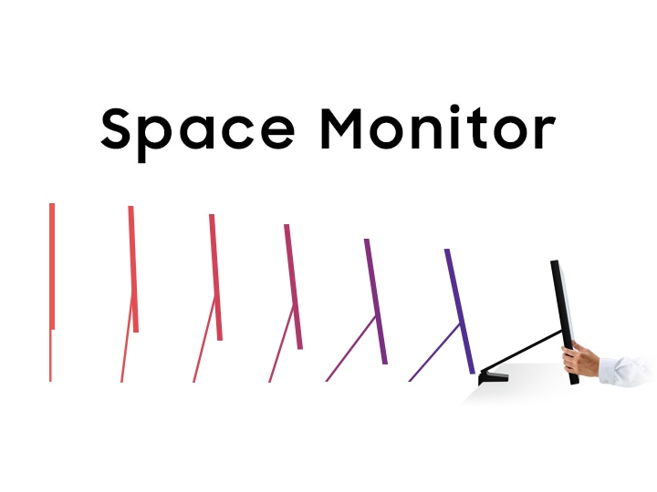 space monitor banner