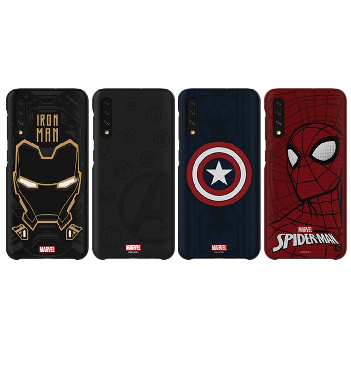 Smartcover Marvel pour Galaxy A50