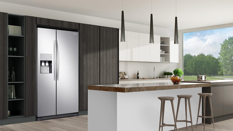 Une parfaite intégration dans votre cuisine