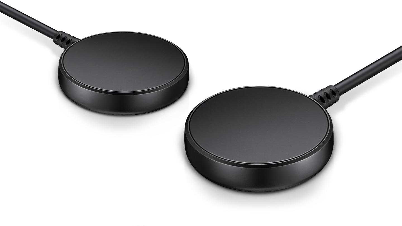 Socle De Charge Sans Fil Pour Galaxy Watch Active Noir prix tunisie