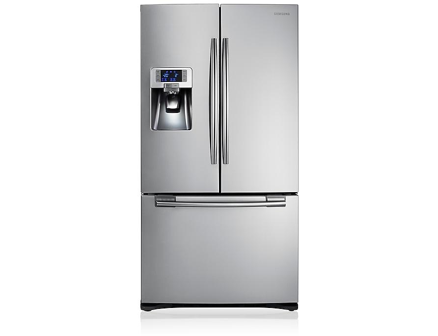 R frig rateur multi portes 520l cool select zone silver samsung fr - Refrigerateur samsung 4 portes ...