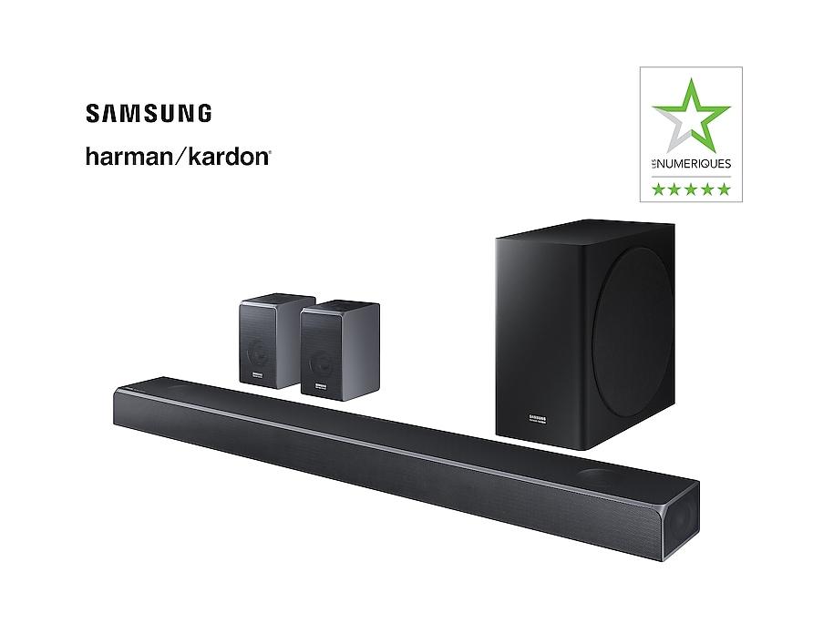 Barre de son 7.1.4 - 510W - Dolby Atmos – HW-Q90R