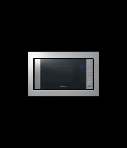 micro ondes gril encastrable inox samsung. Black Bedroom Furniture Sets. Home Design Ideas