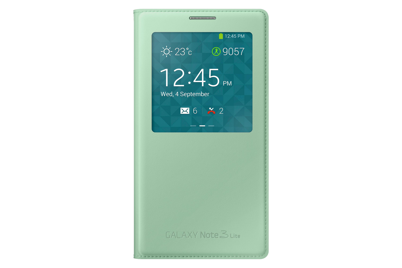 S View Cover Vert Jade - Galaxy Note 3 Lite