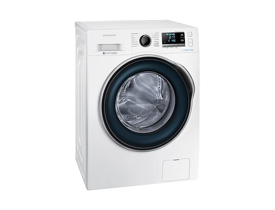 lave linge eco bubble blue design 8 kg ww80j6410cw samsung fr. Black Bedroom Furniture Sets. Home Design Ideas