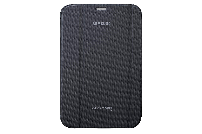 Etui à rabat Noir - Galaxy Note 8''