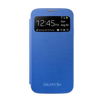 S View Cover Bleu Clair - Galaxy S4