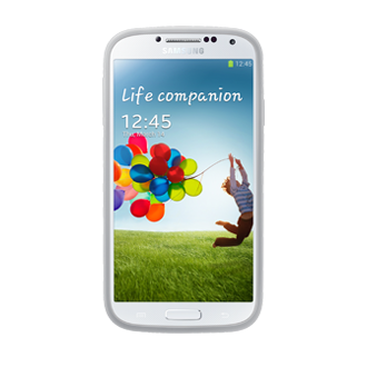 EF-PI950B Coque de protection <br/>r&eacute;sistante Galaxy S4