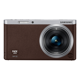 NXF1 Front Without Lens Brown