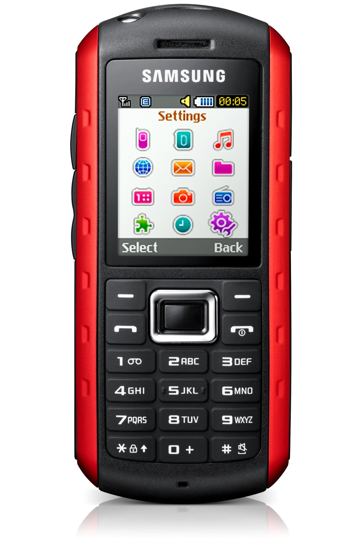 Samsung Solid B2100 - GT-B2100