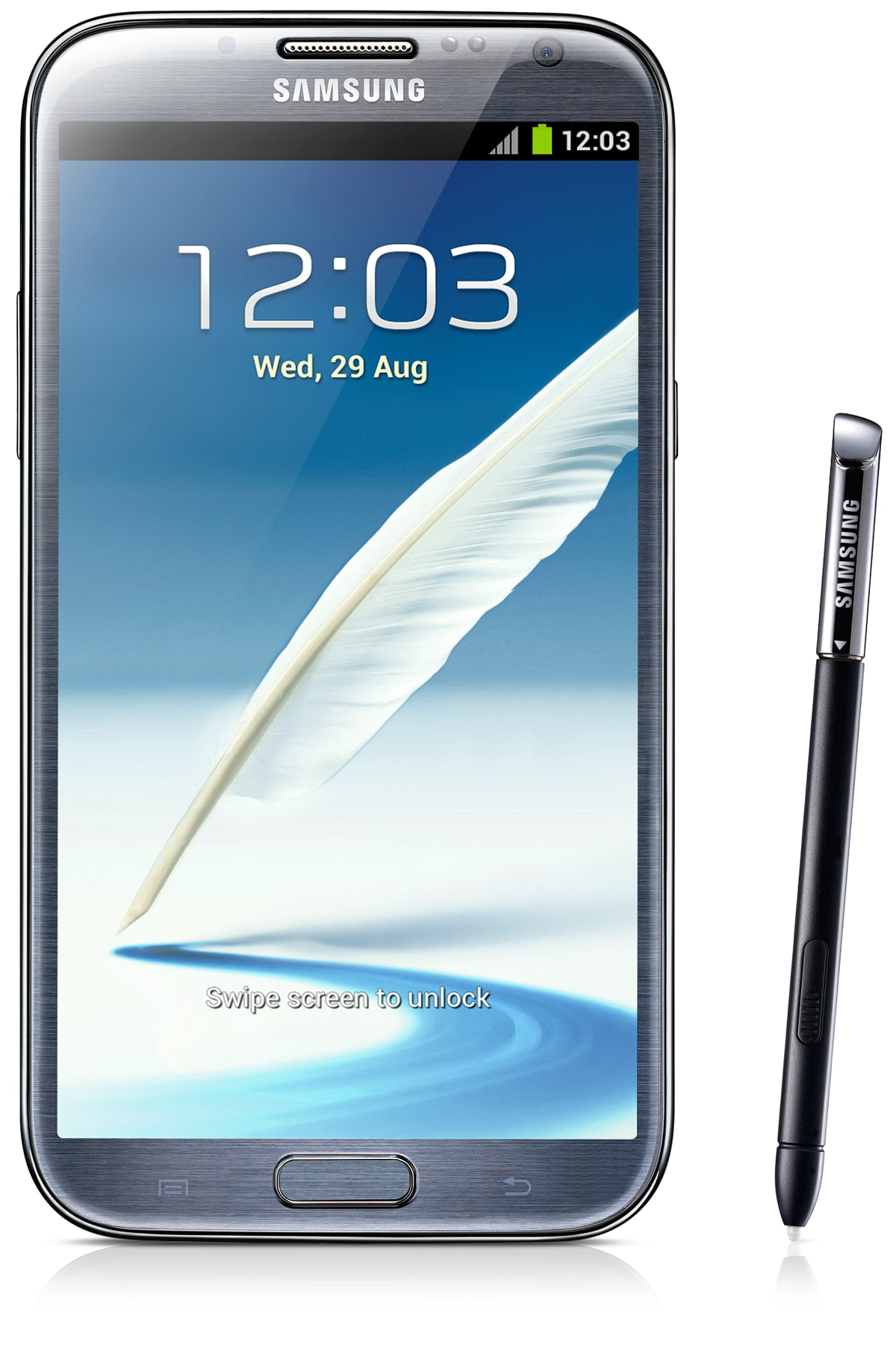 Galaxy Note 2 5.5 pouces - GT-N7105