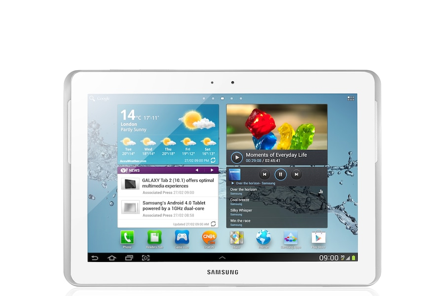 Galaxy Tab 2 10.1 3G P5100 Gallery
