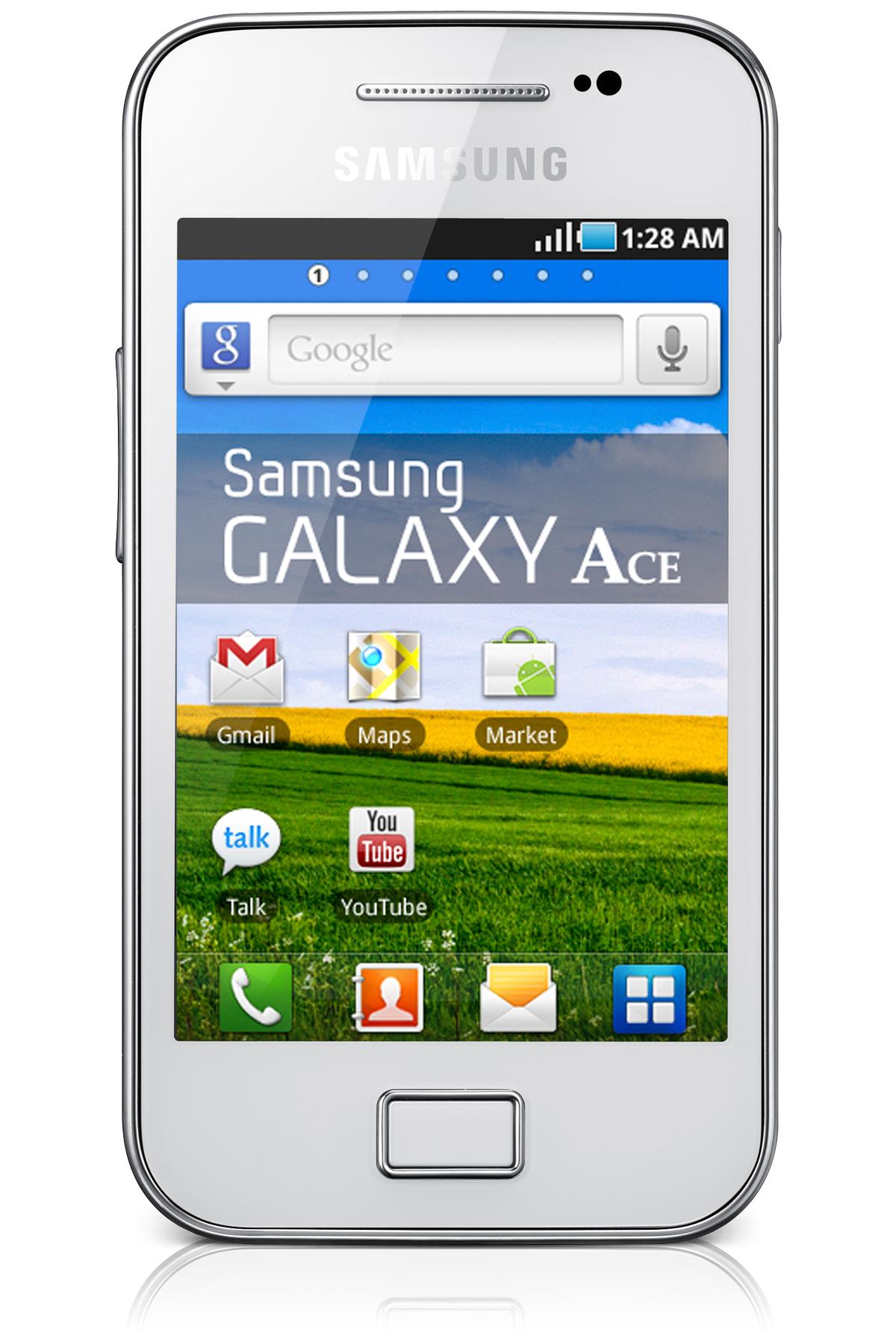 Galaxy Ace 3.5 pouces - GT-S5830