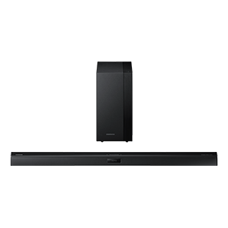 HW-H450 Barre de son 2.1 290W RMS, Bluetooth, Soundshare - HW-H450<br/>
