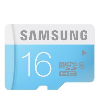 Carte microSDHC Standard 16 Go